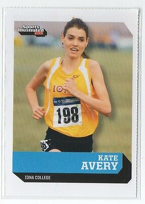 Kate Avery SI Sports Illustrated for Kids Running Iona College