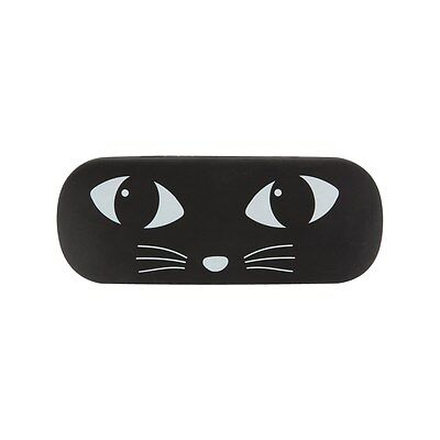 Cat Glasses Spectacles Hard Case New