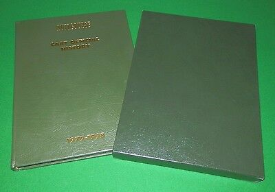Autocourse CART Official History 1979-1998 (Leather-bound ed), by Rick Shaffer