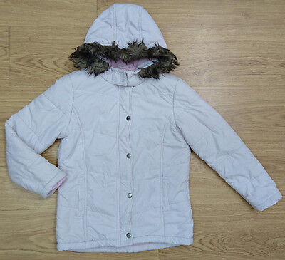 Debenhams Girls Winter Coat Jacket Age 11-12 Years 152Cm Padded