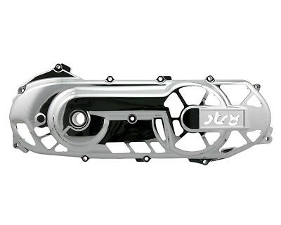 Variomatikdeckel STR8 Extreme Cut en chrome pour APRILIA Rally type 50 LC: TM
