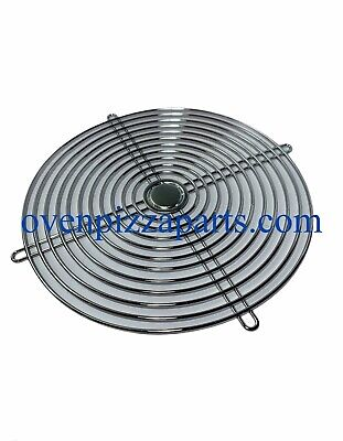 Lincoln Zanolli Blodgett Middleby Marshall Pizza Oven Part Fan Gard
