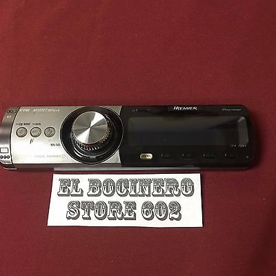 Pioneer Deh-P80Mp ***stereo Faceplate Only***