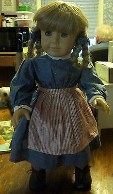 American Girl Kirsten in Meet Outfit-Good Condition