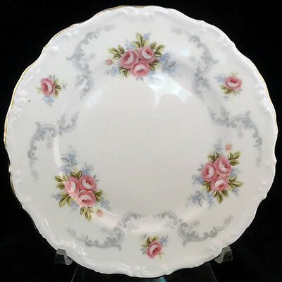 """TRANQUILITY Royal Albert Bread & Butter 6.25"""" Bone China England NEW NEVER USED"""