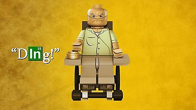 """Breaking Bad Canvas posters 21cm x 31cm """"Ding"""""""