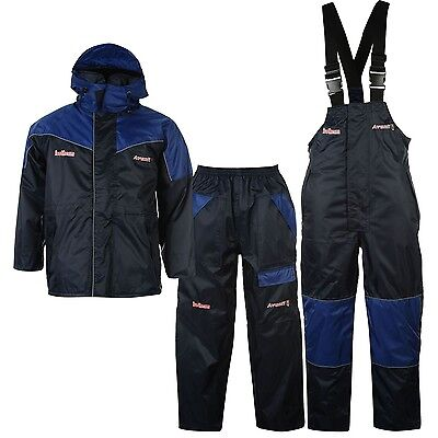 Avanti Isotec Fishing Suit Winter Waterproof Windproof Thermal XXXL 3 pcs A253