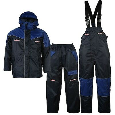 Avanti Isotec Fishing Suit Winter Waterproof Windproof Thermal S Small 3pcs A254