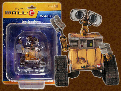 Disney Wall-E WALLE Ultra Detail Figure UDF Doll Japan Medicom Toy PIXAR NEW