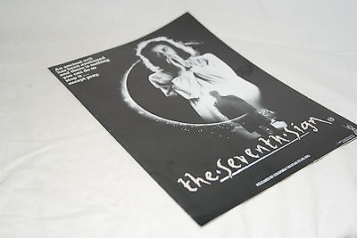 Original Rare Cinema Campaign, Press Book: THE SEVENTH SIGN Demi Moore