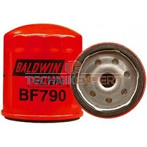 BALDWIN FILTERS  BF790 Fuel Filter, Spin-on