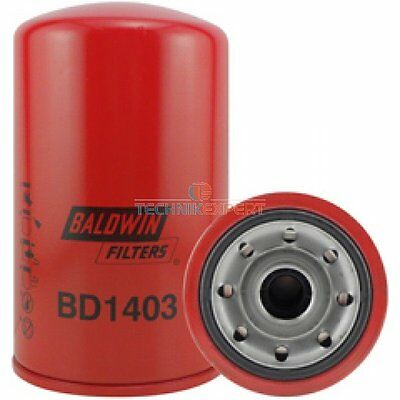 BALDWIN FILTERS  BD1403 Lube Filter, Dual Stage