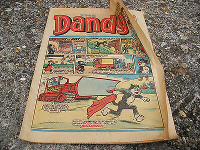 Dandy Comic 18 Dec 1982 Issue Number 2143