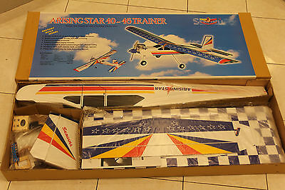 Seagul Models ARISING STAR High Wing Trainer RC Plane KIT NEW