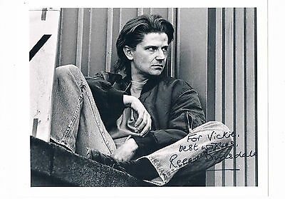 Reece Dinsdale Actor  Parallal Films  Hand Signed Photograph 10 x 8