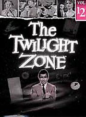 The Twilight Zone: Vol. 12 (1959 +) - New, Factory Sealed, Dvd