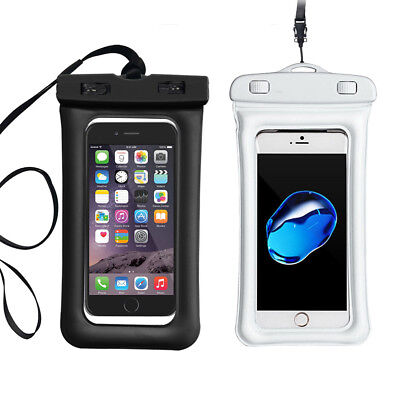 Waterproof Sports Cellphone Pouch Bag Universal Dry Case Touch Screen For iPhone