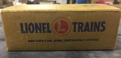Lionel 50 Gang Car BOX ONLY 50-89
