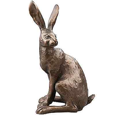 NEW 'Howard Hare' - Bronze Hare Sculpture by Paul Jenkins - Frith