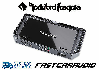 Rockford Fosgate Power T1500-1BDCP - 1500 Watt Class-bd Constant Mono Amplifier