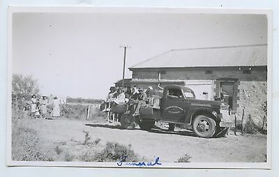 1947 Photograph Koonibba Aboriginal Lutheran Mission Stolen Children S.a Y46