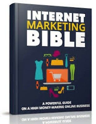 Internet Marketing Bible Free Shipping ebook Full Resell Right PDF