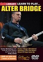 Lick Library: Learn To Play Alter Bridge. Guitar 2 x DVD (Region 0)