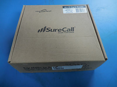 SureCall Cellphone-Mate AT&T CM700A-70 4G LTE Signal Boost Amplifier 70dB Gain