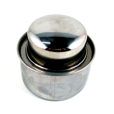 Stainless Steel Alcohol Cooking Stove For Camping Hiking Survial Spirit Burner