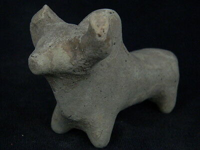 Ancient Teracotta Bull Indus Valley 2000 BC    #TR554