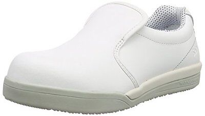 Bianco (Weiß (White 1)) (TG. 47 EU) SanitaSan-Chef Slipper-S2 - Scarpe Antinfort