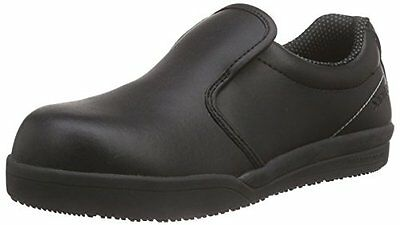 Nero (Schwarz (Black 2)) (TG. 41 EU) SanitaSan-Chef Slipper-S2 - Scarpe Antinfor