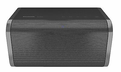 Panasonic SC-ALL3EB-K Wireless Multi Room Speaker System 80W Built-in WiFi