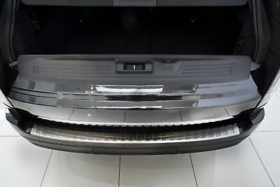 Stainless Steel Boot Edge Protector compatible with Range Rover IV Built 2012