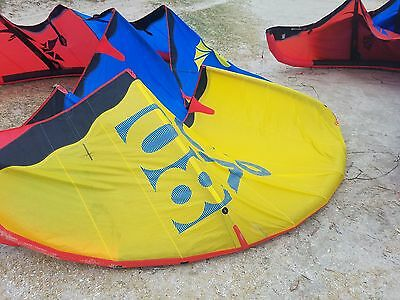 2017 Best Kiteboarding 8m Roca Demo Kite - Excellent Condition !