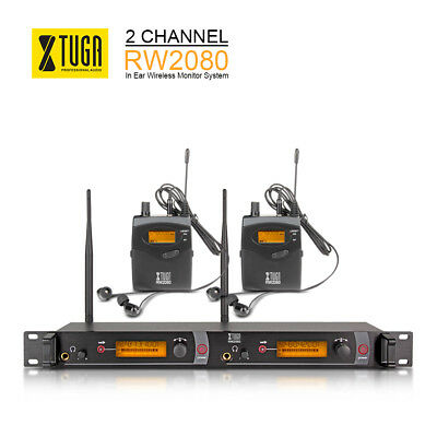 In Ear Monitor System Professional Monitoring SR2050 Type for stage with MONO