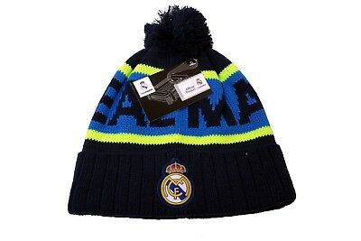 Authentic Official Licensed Product Soccer Beanie 04 Real Madrid C.F