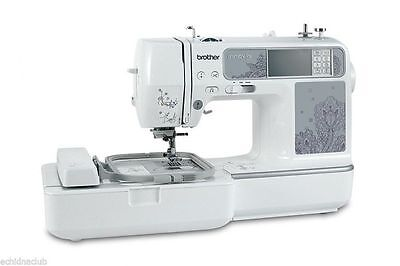 Brand-New-Brother-Nv950-Sewing And Embroidery-Machine