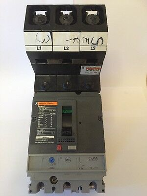Schneider Merlin Gerin 125Amp 3 Pole Mccb Mgp1253 Compact Ns160N Powerpact 4