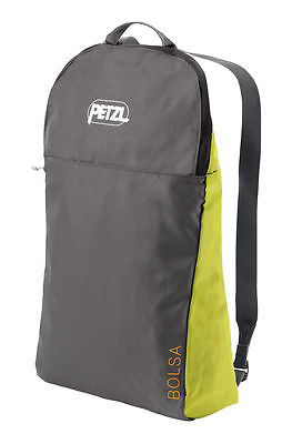 PETZL BOLSA - Lightweight rope bag with shoulder straps and integrated tarp
