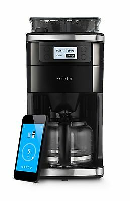 SMARTER COFFEE - WiFi App Controllable, Grind and Brew Coffee Machine
