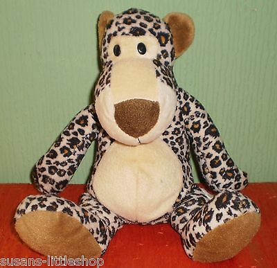 Leopard Soft Toy Plush by Ostoy Trading
