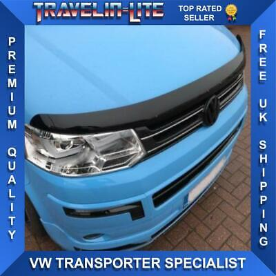 VW T5 Transporter Bonnet Deflector 10 - 15 Great Quality Brand New