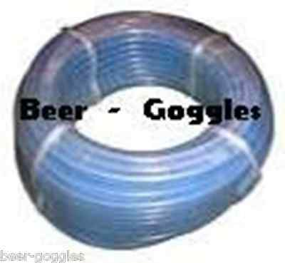 """1m x BEER PIPE 3/16"""" Line Home Bar Tap Cooler Ale Pump 1 Mtr"""