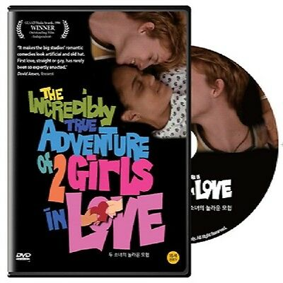 The Incredibly True Adventure of Two Girls in Love (1995) DVD *NEW