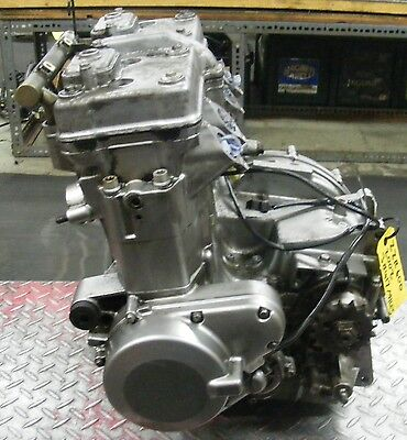 Kawasaki Zzr600 Zzr 600 Zx600E 2002 Complete Engine Motor Only 38K Miles !!!