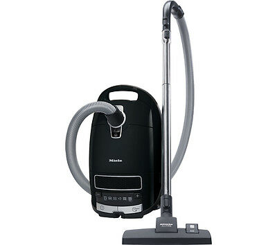 MIELE Complete C3 Extreme PowerLine Cylinder Vacuum Cleaner Black