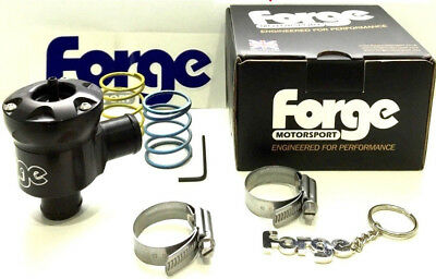 Forge Motorsport Turbo Recirculation Valve FMDV008 BLK for VW Polo GTI 1.8 Turbo