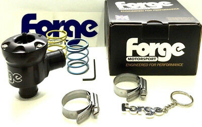 Forge FMDV008 Recirculating Valve Black for Audi A3 1.8T, S3 1.8T 8L, RS4 B5 V6