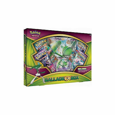 Pokemon Xy - Gallade Ex Collection Box Set - 4 Boosters, Jumbo Promo Card + More